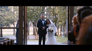 Ben & Cassi's Houston Wedding Film | Love Story