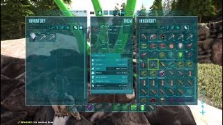ARK OFFICIAL PVP PS4 | PPL DONATING KITS TO ME :D