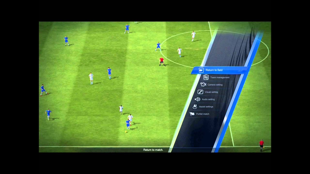 Fifa 3 online gameplay