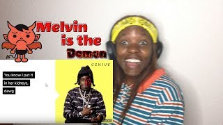 reacting to ynw melly mixed personalities genius - TH-Clip
