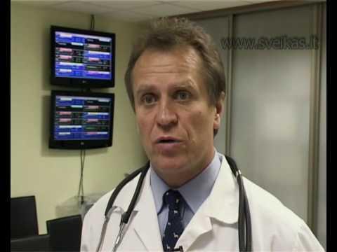 Hipertenzija ir greitas pulsas