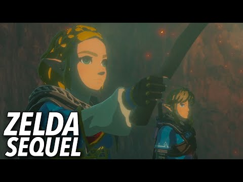 Nintendo Teases Breath Of The Wild Sequel