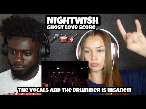 First Time Hearing & Reacting To NIGHTWISH - GHOST LOVE SCORE(OFFICIAL LIVE) REACTION!