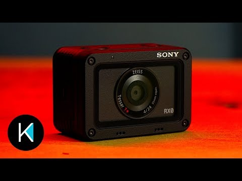 Sony RX0 Review: MORE than an Action Cam