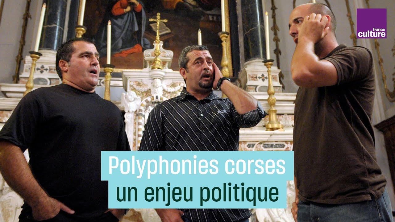 Polyphonies corses : un enjeu politique