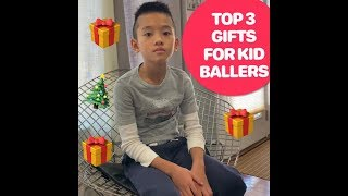 TOP 3 HOLIDAY GIFT IDEAS FOR YOUTH BASKETBALL PLAYERS