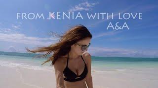A&A Kenia 2016 Ania i Arek Kenya GoPro