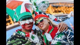 Что иностранцы думают о ЧМ-2018 в Казани?