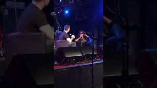 ACE FREHLEY on TOMMY THAYER  INCIDENT @ MI CONCERT HALL Q AND A HOLLYWOOD CA 9/25/2018