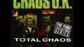 Chaos UK - No Security