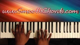 Hang On - GEI & Kierra Sheard - Piano Tutorial