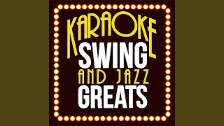 Singing with the Big Bands (In the Style of Barry Manilow) (Karaoke Version)