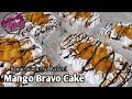 No bake Mango bravo Cake in Tub By mhelchoice Madiskarteng Nanay