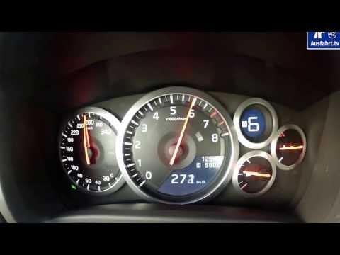 2014 2013 Nissan GT-R Black Edition 0-300 km/h / 0-180 mph