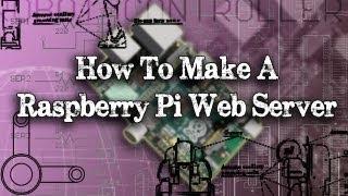 Tinkernut - Weekend Hacker: Make A Raspberry Pi Web Server