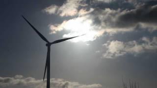 Dewlay Wind Turbine in Garstang, Lancashire