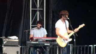 Sam Roberts Band--No Sleep--Live @ Ottawa Bluesfest 2008-07-13