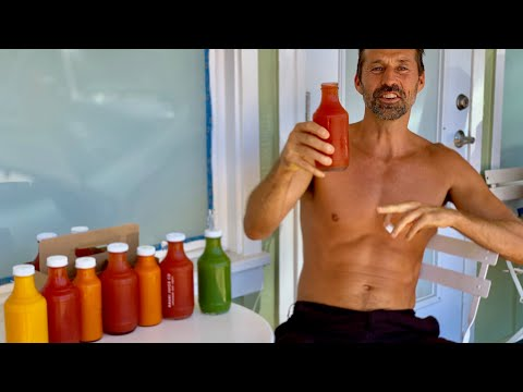 Video A GREEN JUICE RECIPE TO HEAL EVERY DISEASE!