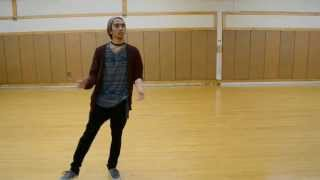 JR Aquino - This Time Around Choreography by Crisbert Acera