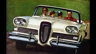 The Short-Lived and Expensive Tale of Ford's Edsel