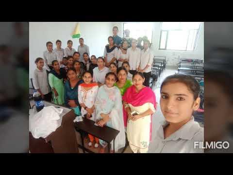 Teachers Day 2019 @ Vidya Rattan College for Women