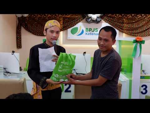 Hari Pelanggan Nasional 2018 BPJS Ketenagakerjaan Bekasi Cikarang
