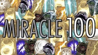 Miracle 100 - Dark Souls 3