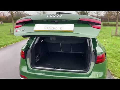 Audi RS4 Avant TFSi Quattro Video