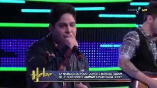 Jorge e Mateus - De Tanto Te Querer - Ao Vivo - OFICIAL [HD]
