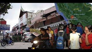 HEBOH Video Gempa Padang Sumatera Barat Juni 2016