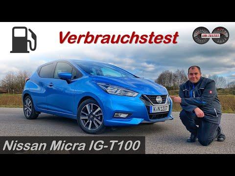 Nissan Micra IG-T 100 XTronic - Kleinwagen mit Automatik empfehlenswert? Test - Review -Verbrauch