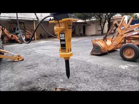 Martillo Hidráulico ATLAS COPCO SB452, Serie: B62770