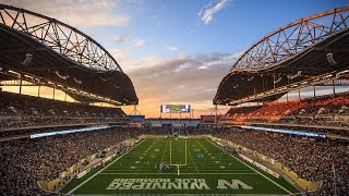 Ranking CFL Stadiums