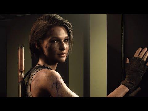 Resident Evil 3 : Jill Valentine Trailer
