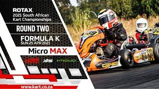 2021 | R2 Formula K | Micro MAX