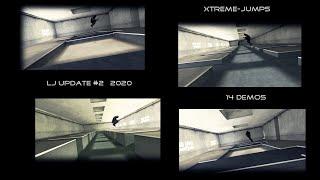 Xtreme-Jumps LJ update #2 2020