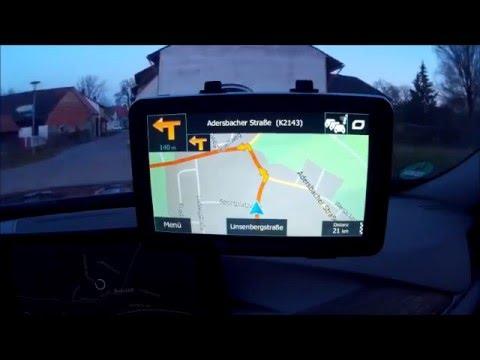 Testfahrt Blaupunkt TravelPilot 73 EU