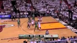 MUST SEE Celtics  3  Vs Heat  2    Game 1 Recap   SemiFinals   Nba Playoffs 2011