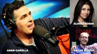Adam Carolla Explains Alison Rosen Firing (Part 1)