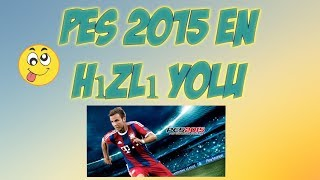 How to Download  PES 2015