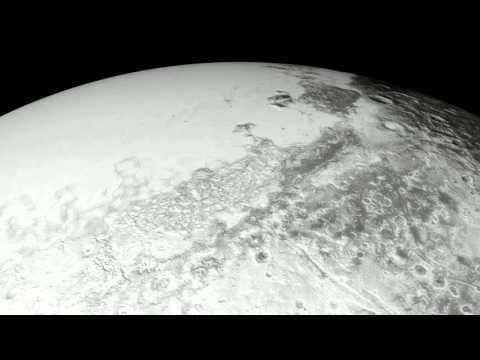 Conozca la cara de Plutón