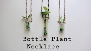 DIY Plant Necklace