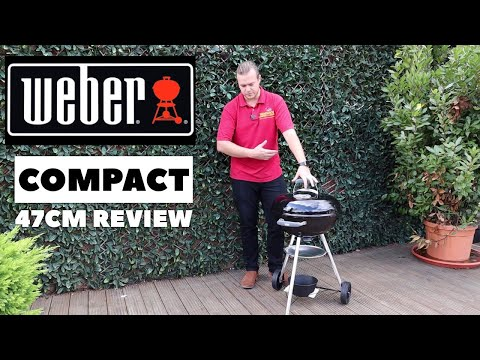 Compact 47cm Charcoal Grill