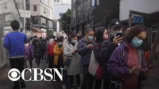How residents in China are dealing with the deadly coronavirus outbreak