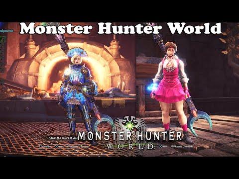 Monster Hunter: World - Arch Tempered Zorah Armor Set and Origin