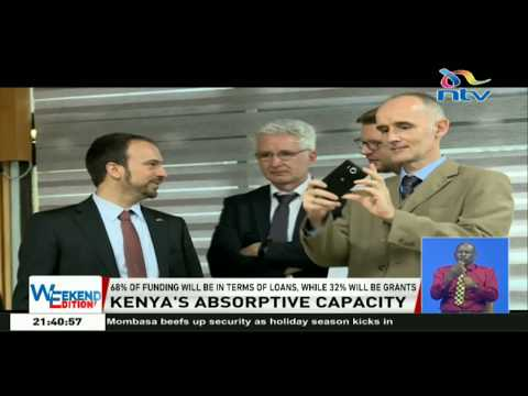 Kenya signs agreement with Germany to receive 49 billion shillings in development support