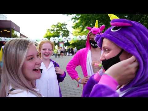 Klicka för att visa video för NärCon - störst i Norden