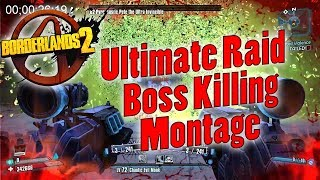 borderlands 2 raid boss gameplay - Kênh video giải trí dành