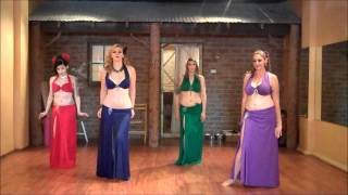 Skirt Full of Fire - Tucson, Arizona - Tribal Fusion Belly Dance - Double Doom Drum Song