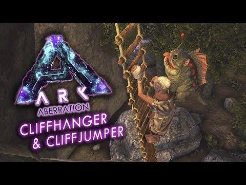 ARK ABERRATION Deutsch 👾 #03 • Cliffhanger & -jumper • ARK Deutsch German Gameplay